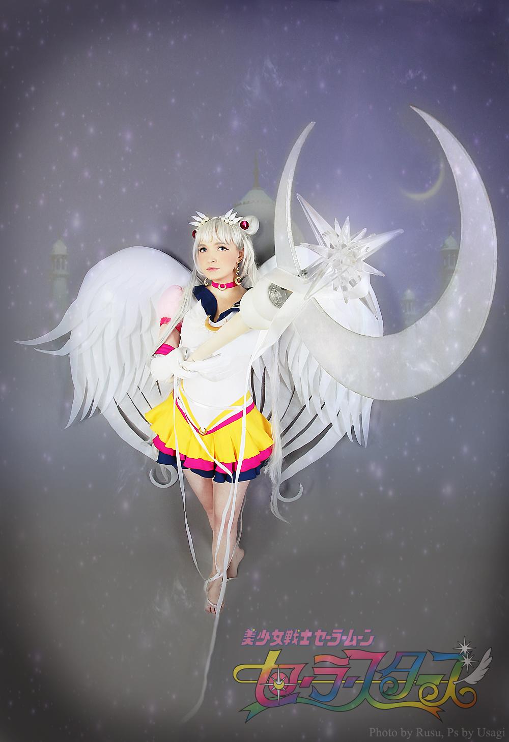 Eternal Sailor Moon by Usagi-Tsukino-krv