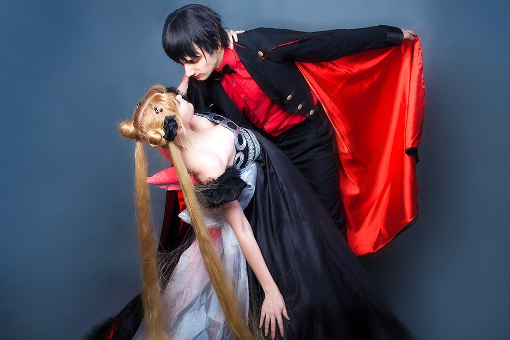 Serenity and Endimion dark 2 by Usagi-Tsukino-krv