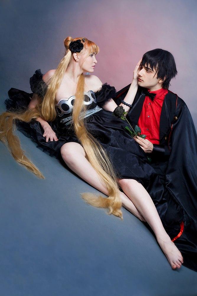 Serenity and Endimion dark 3 by Usagi-Tsukino-krv