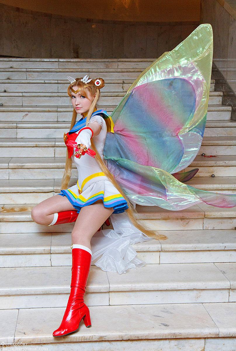 Super Sailor Moon 1 by Usagi-Tsukino-krv