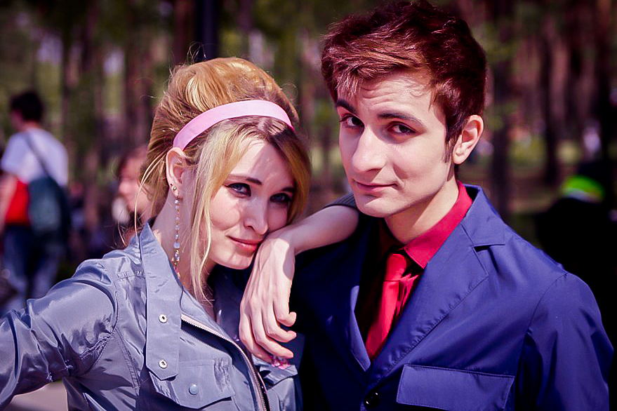 Cosplay Friday: Doctor Who By Techgnotic On DeviantArt