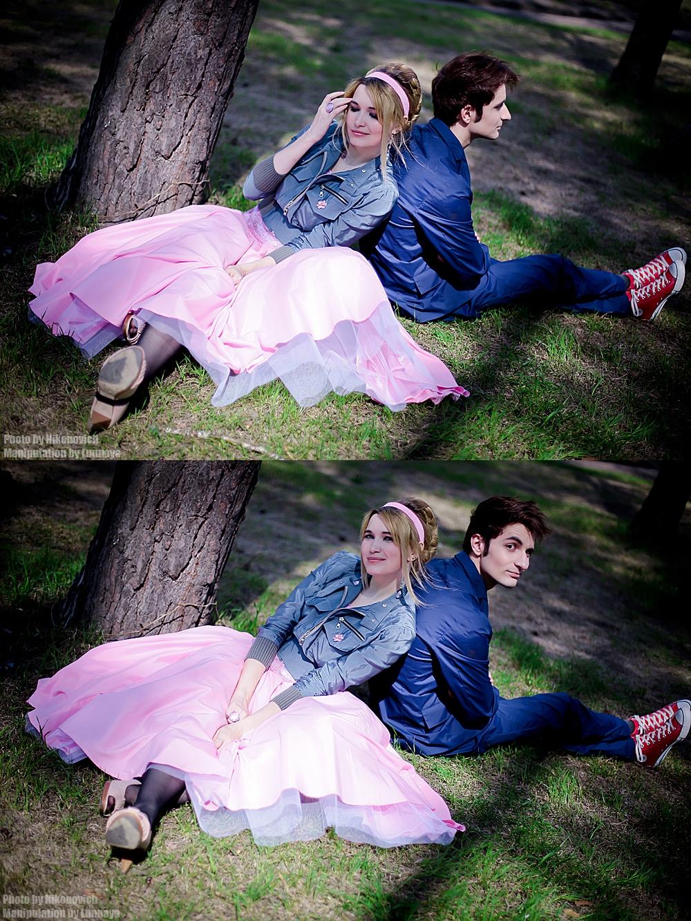 Doctor Who and Rose 4 by Usagi-Tsukino-krv