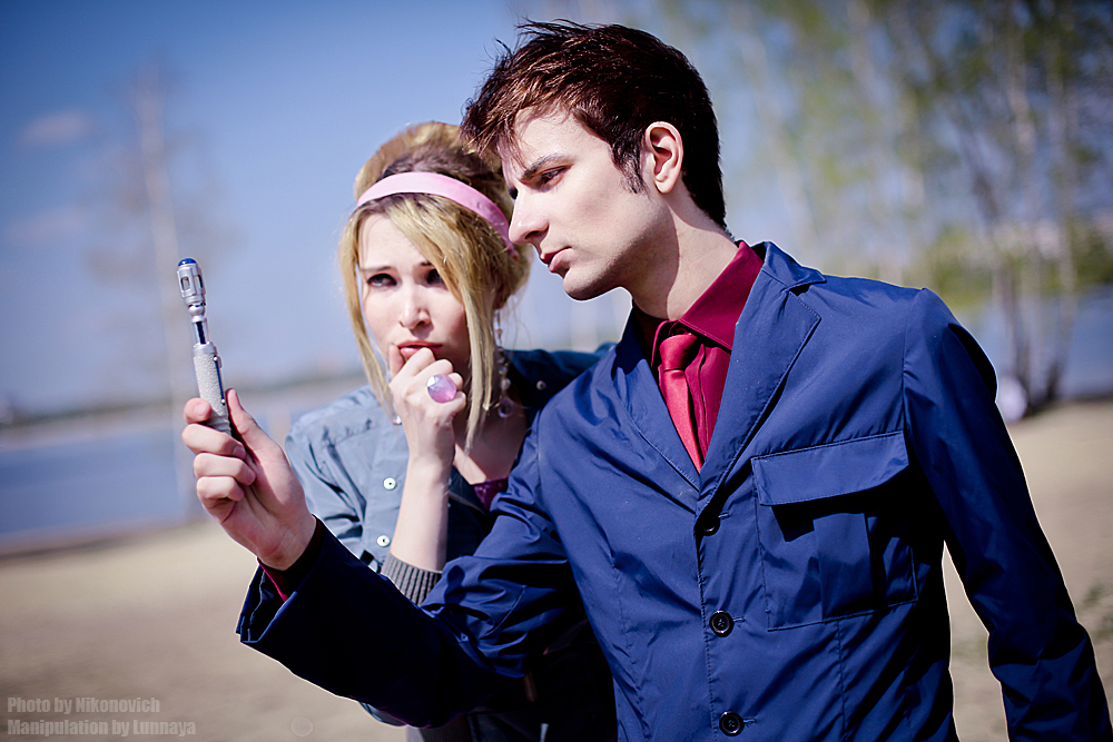 Doctor Who and Rose 5 by Usagi-Tsukino-krv