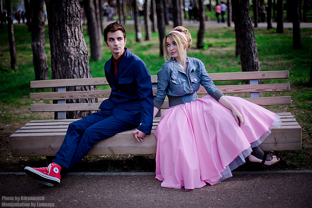 Doctor Who and Rose 6 by Usagi-Tsukino-krv