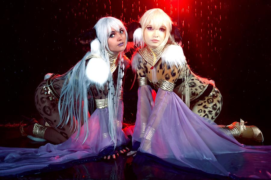 Eriya and Naria 2 by Usagi-Tsukino-krv