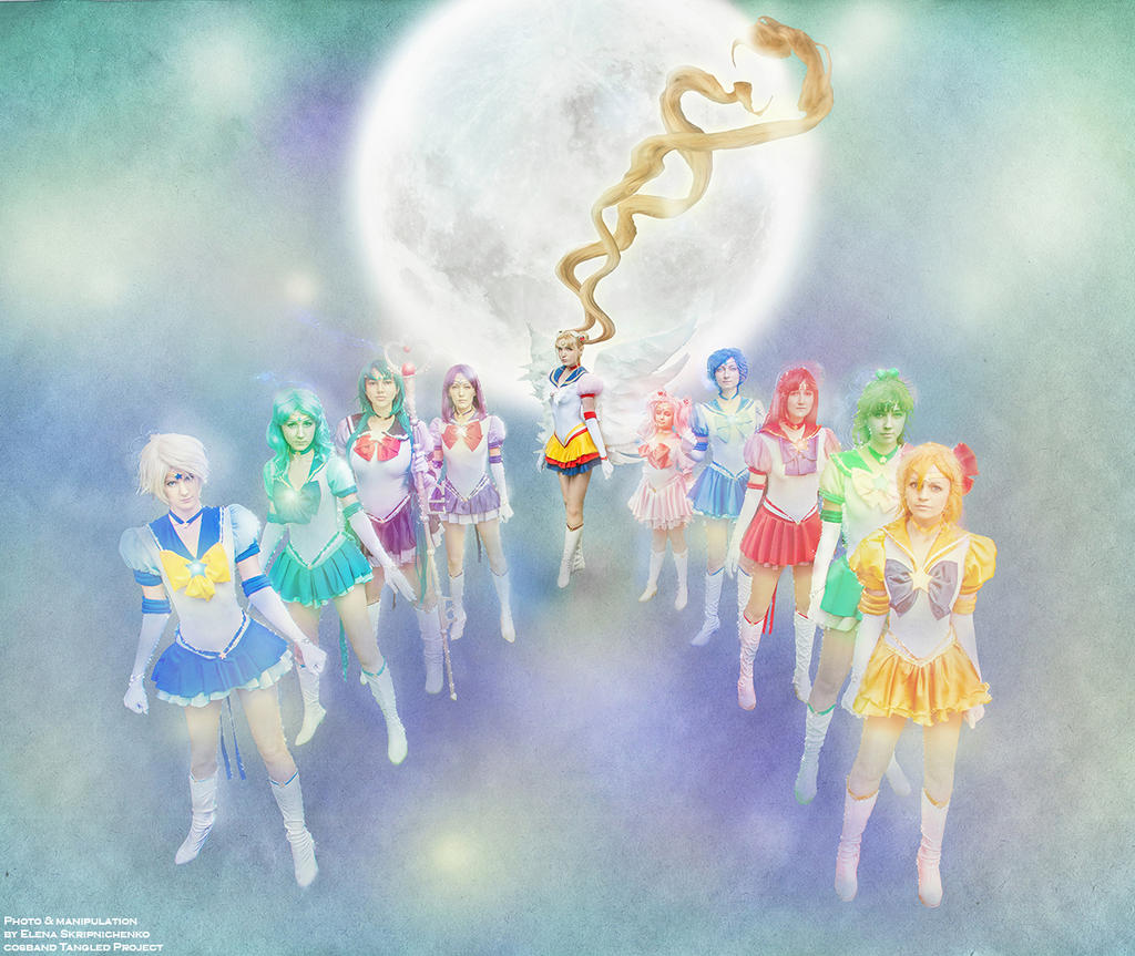 Eternal Senshi 1 by Usagi-Tsukino-krv