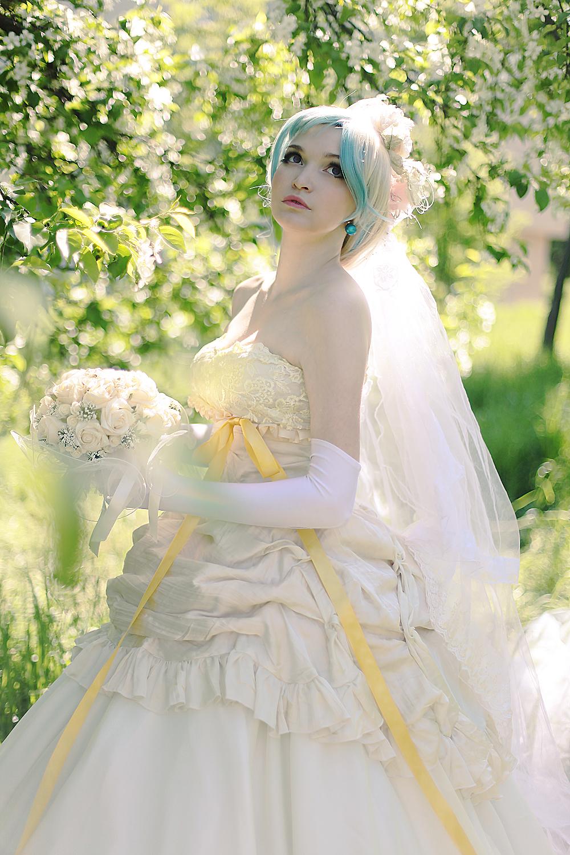 Nia wedding 4 by Usagi-Tsukino-krv
