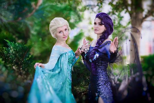 Dark Elsa 0