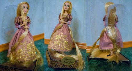 Tangled - Rapunzel Limited Doll 2015 by Usagi-Tsukino-krv