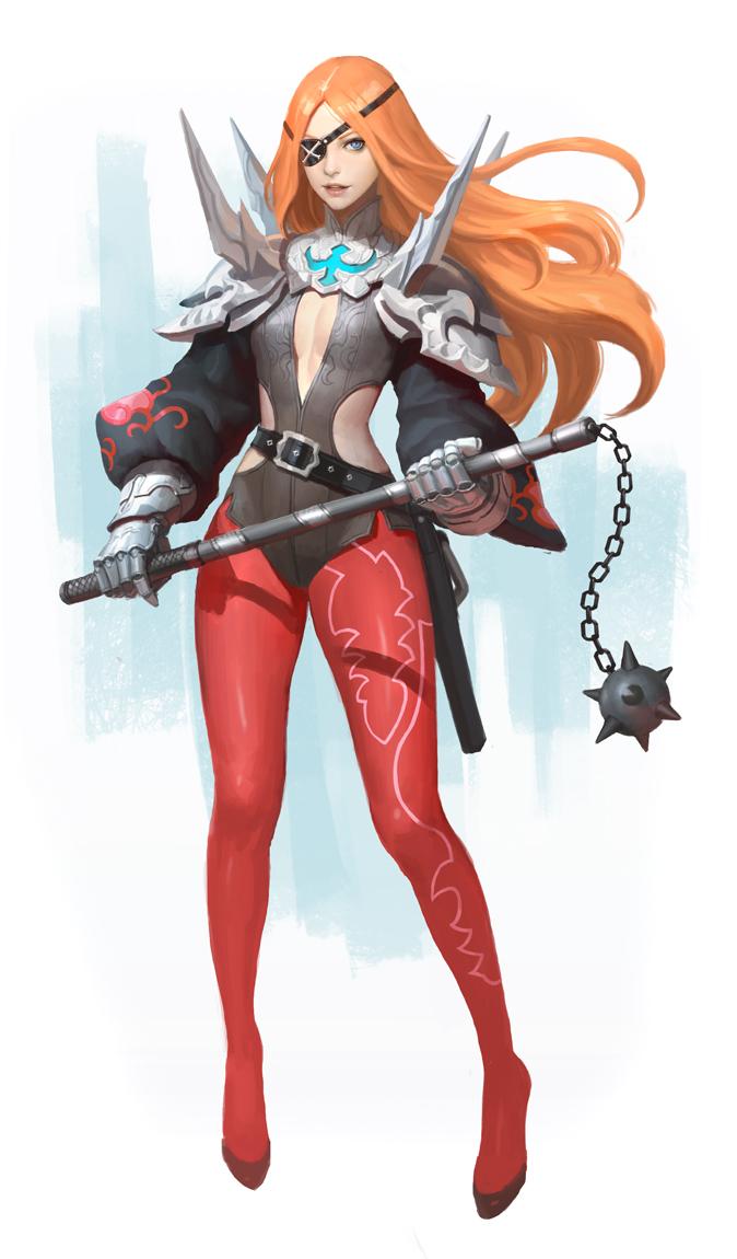 character by KilartDev