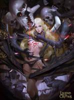 Doom's Dress Cybil by KilartDev