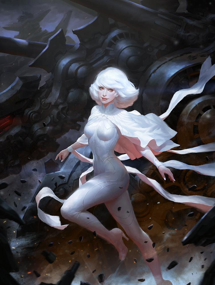 spirit of the machine. by KilartDev