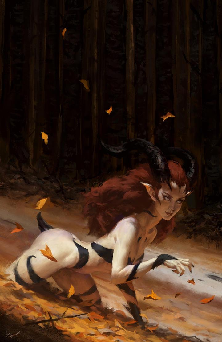 Forest Spirit by KilartDev