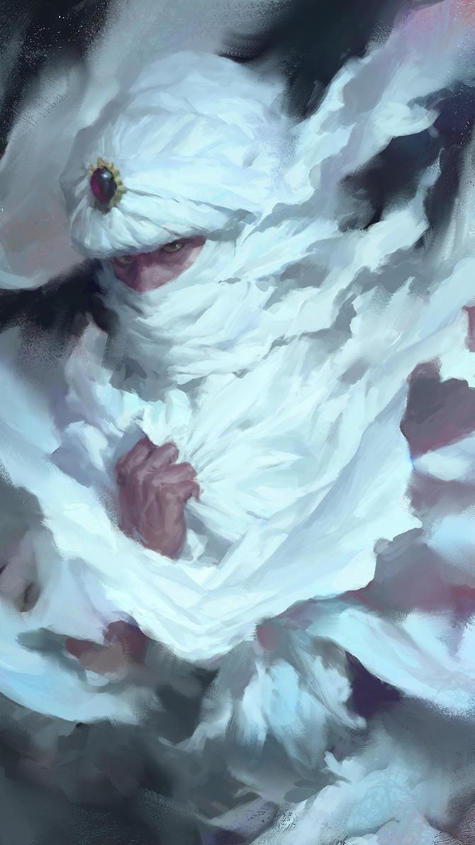 MAGE by KilartDev