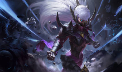 Nightblade Irelia by KilartDev