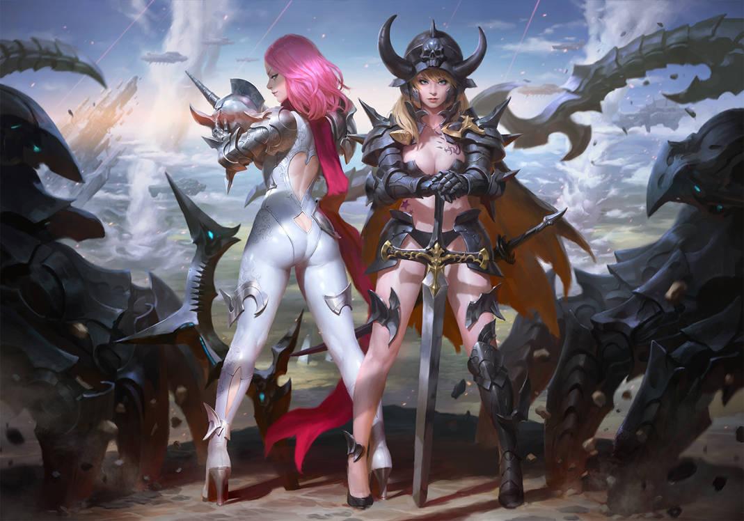 Unicorn by KilartDev