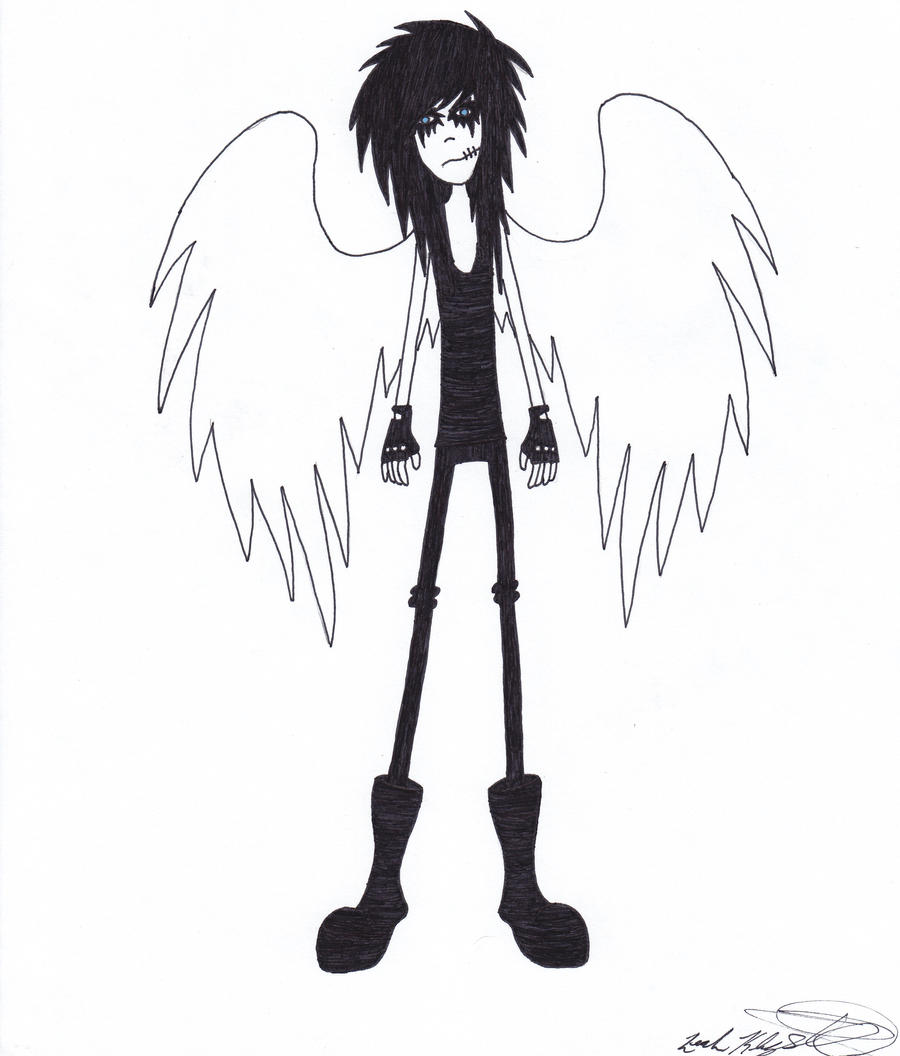 Andy the fallen angel by heavy metal chick on deviantart andy the fallen angel by heavy metal chick thecheapjerseys Image collections