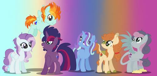 My little pony next generation- Gay ships