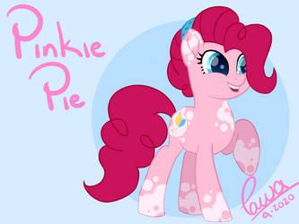 Redesign of Pinkie Pie