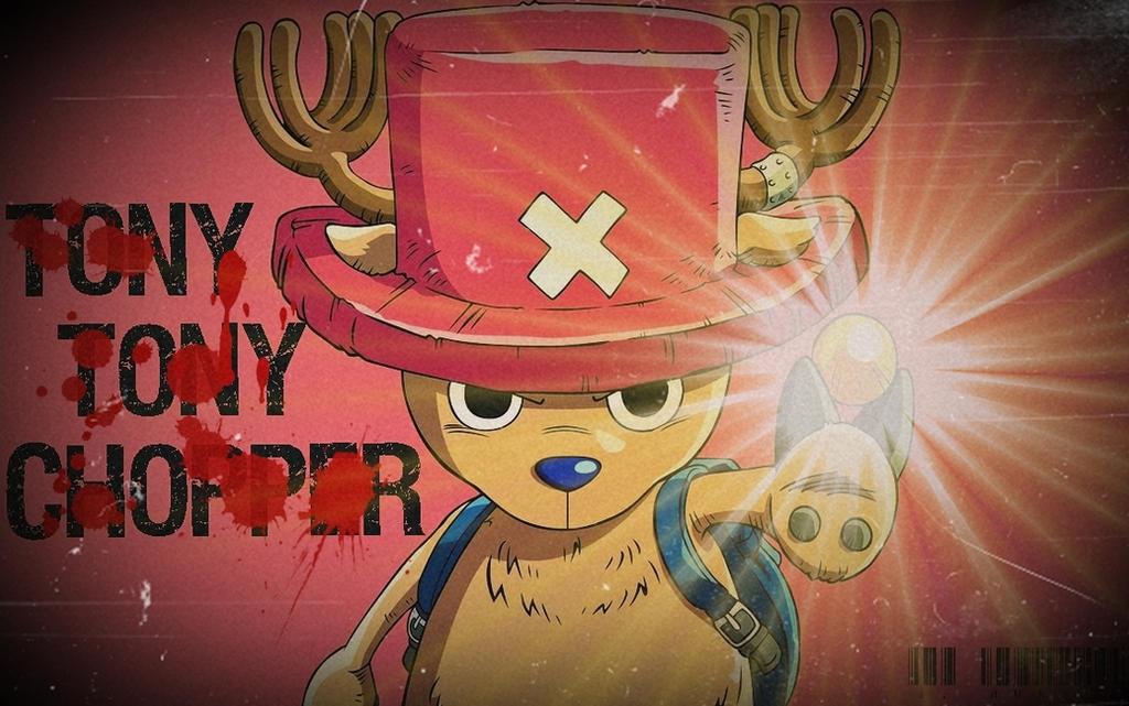 Wallpaper One Piece Tony Tony Chopper By Jhunter By
