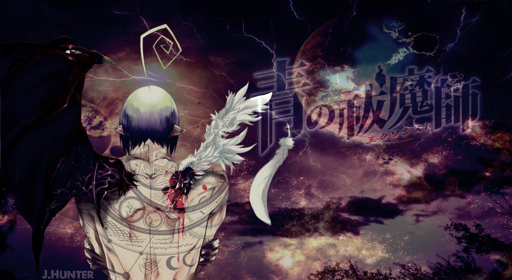 Wallpaper Ao No Exorcist Mephisto By JHunter JulioHunter