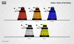 Daleks - New Paradigm