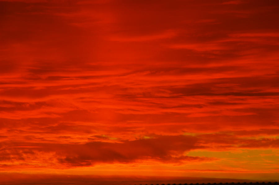 red sky 1 by nes1973