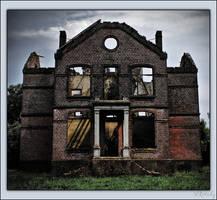 Haunted House - Sas van Gent by nes1973