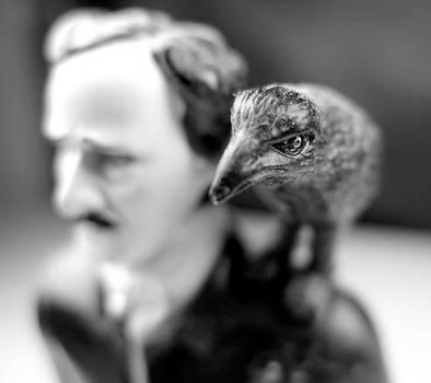 E. A. Poe by Rabano