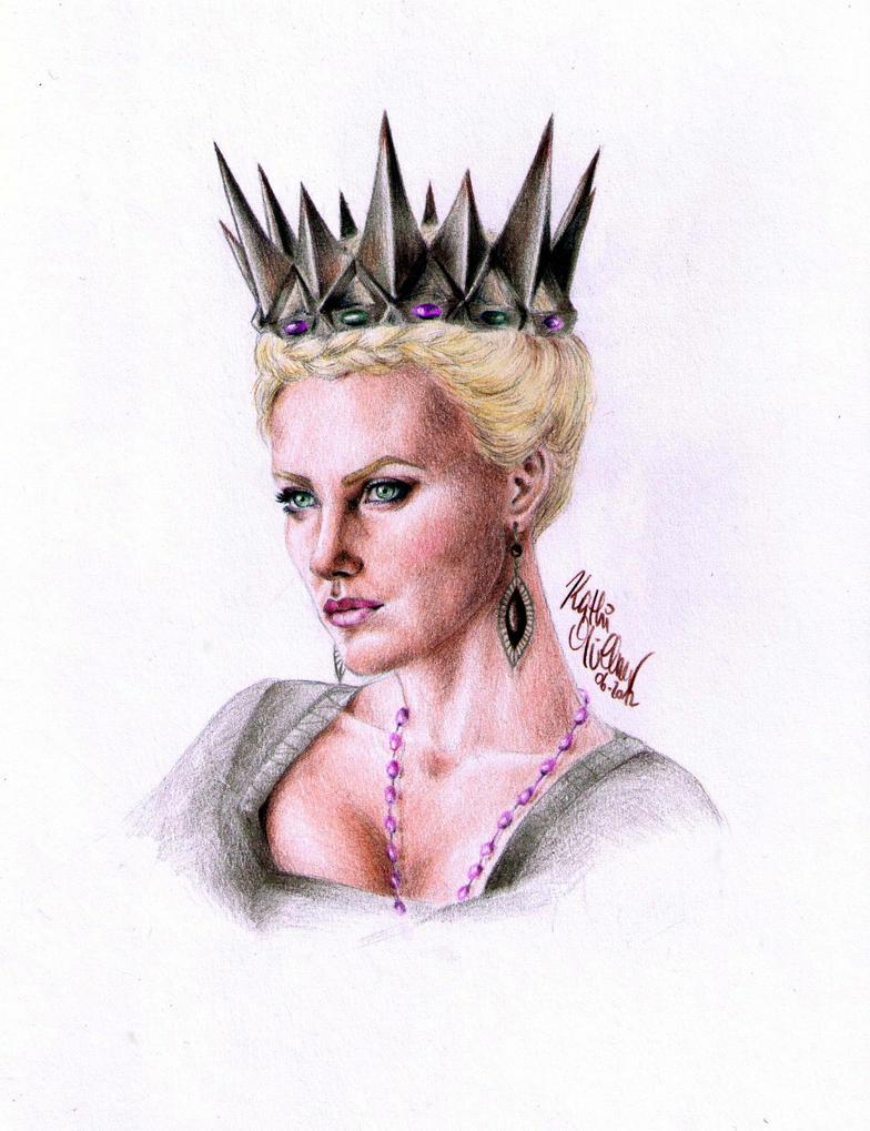 The Evil Queen by SilkSpectreII