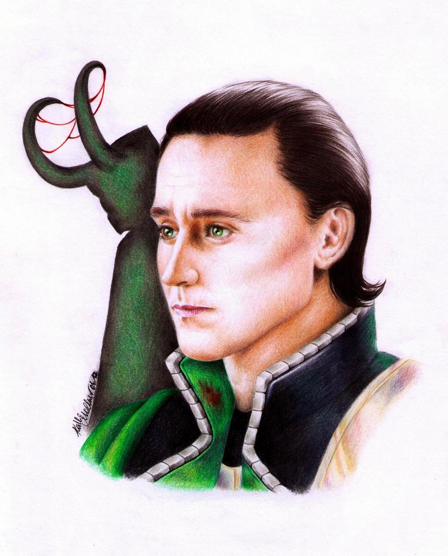 Loki by SilkSpectreII