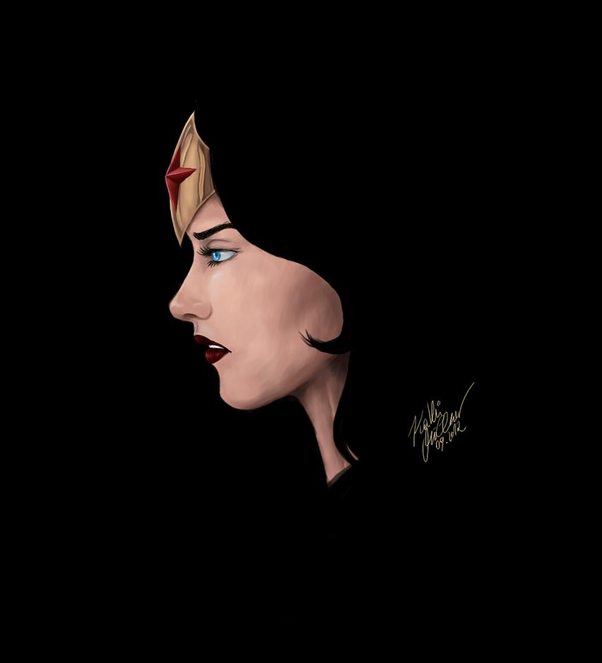 Diana minimal by SilkSpectreII