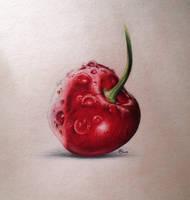 Kirsche. by SilkSpectreII