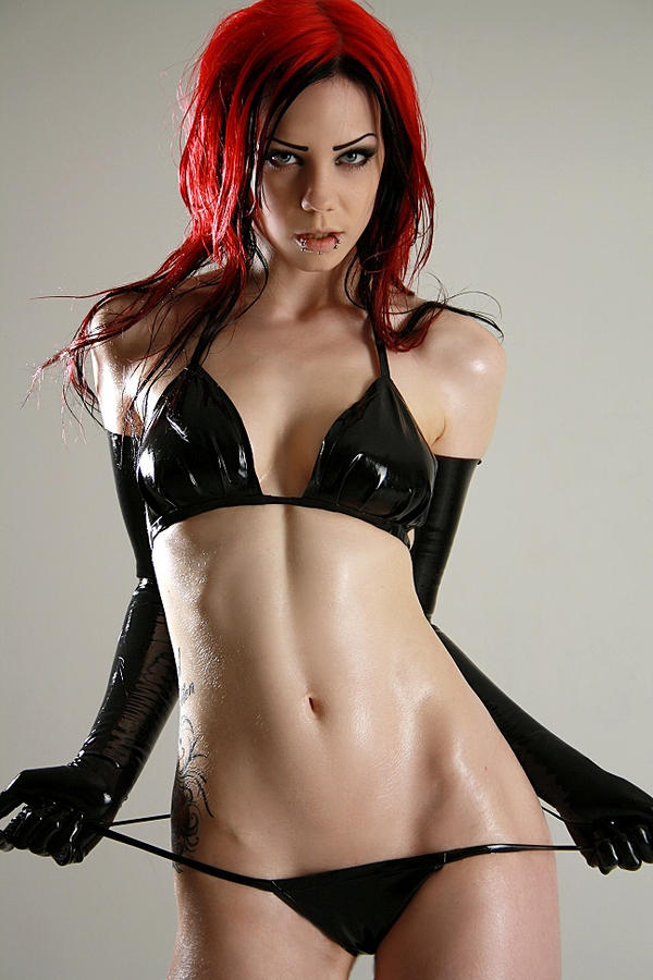 Sexy Redhead Model Fucked 52