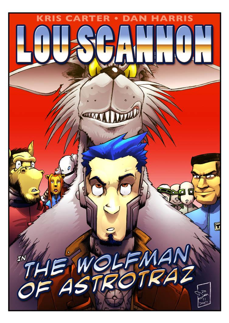 Lou Scannon W.O.A Cover