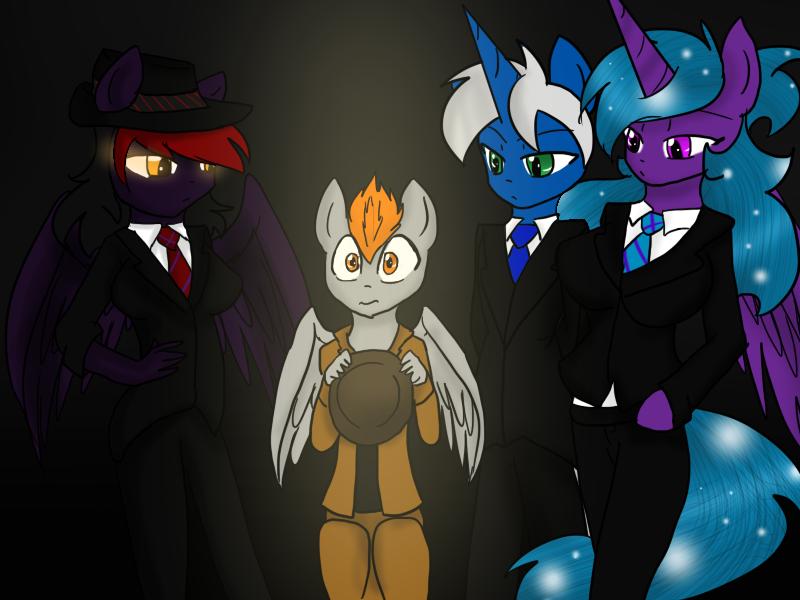 Mafia by DarkDreamingBlossom