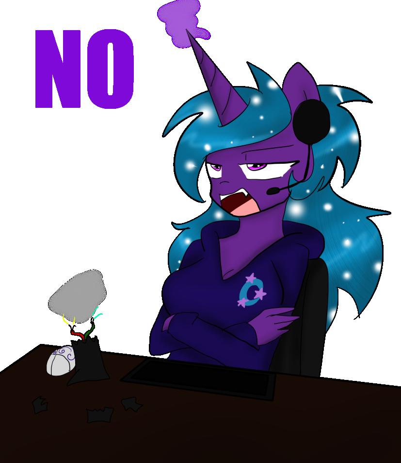 NO by DarkDreamingBlossom