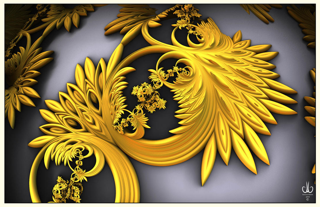 Gilding by bluefish3d