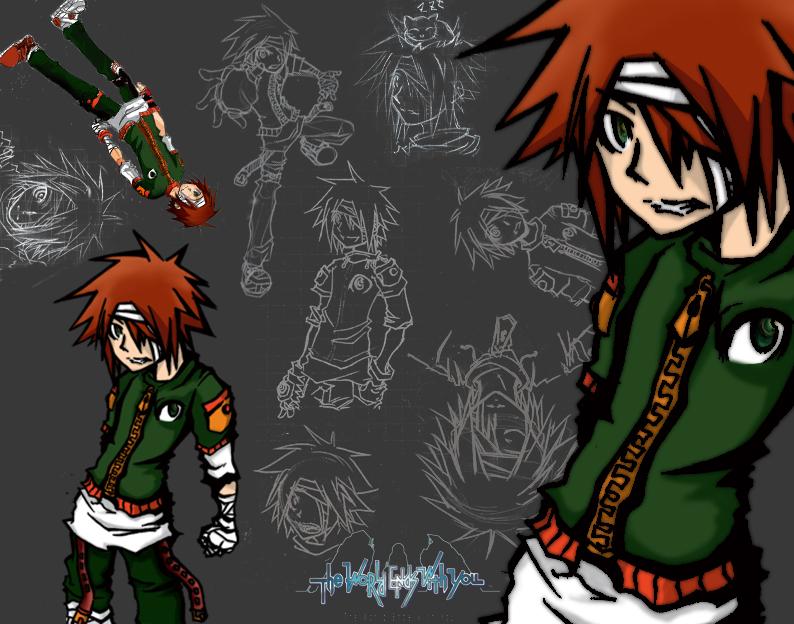 WEWY - hero: Hikari by daNieLsZx