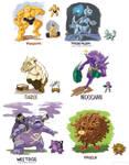 Pokemon Fusion Team