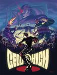 Capcom Fighting Tribute - Gedo High