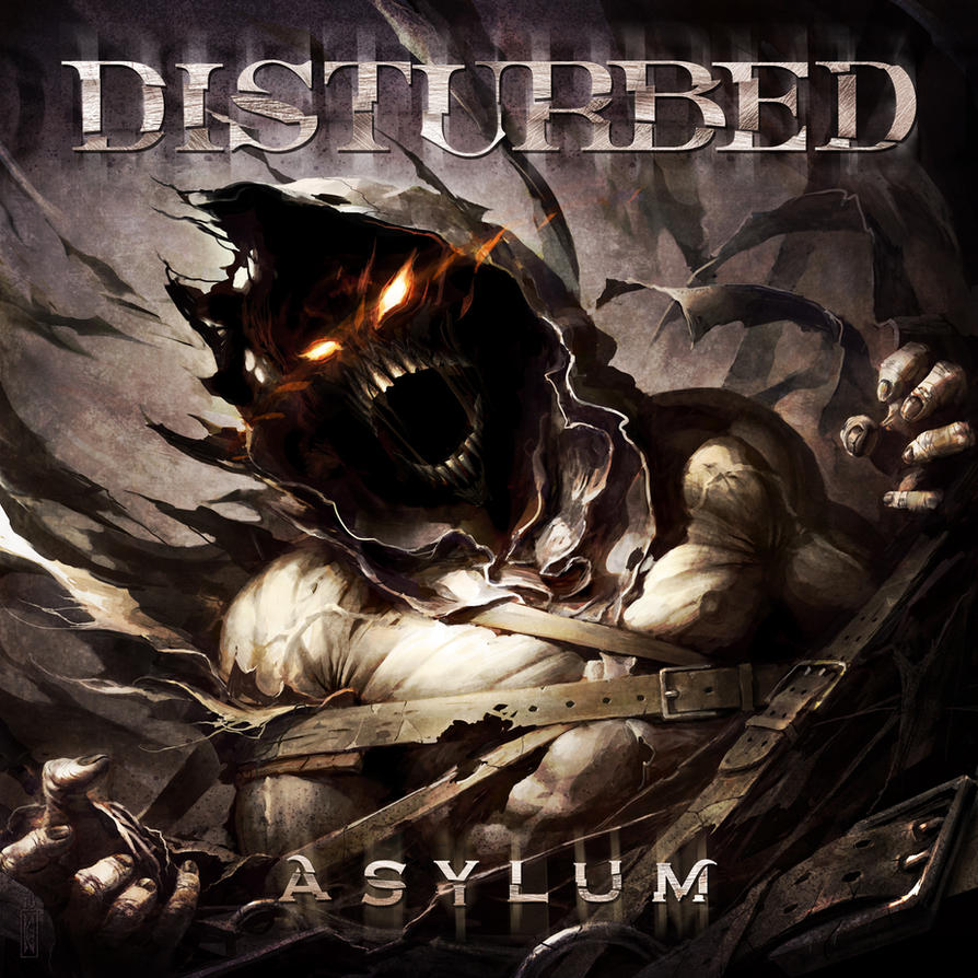 Disturbed - Asylum by DarknessBliss on DeviantArt