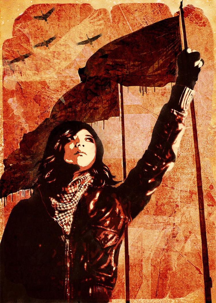 Rebel Archetype by gurrilla