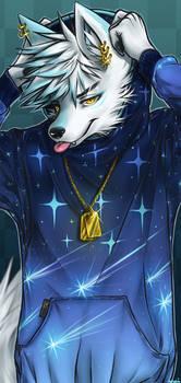 [YCH LOCKSCREEN] Star Hoodie - FEN