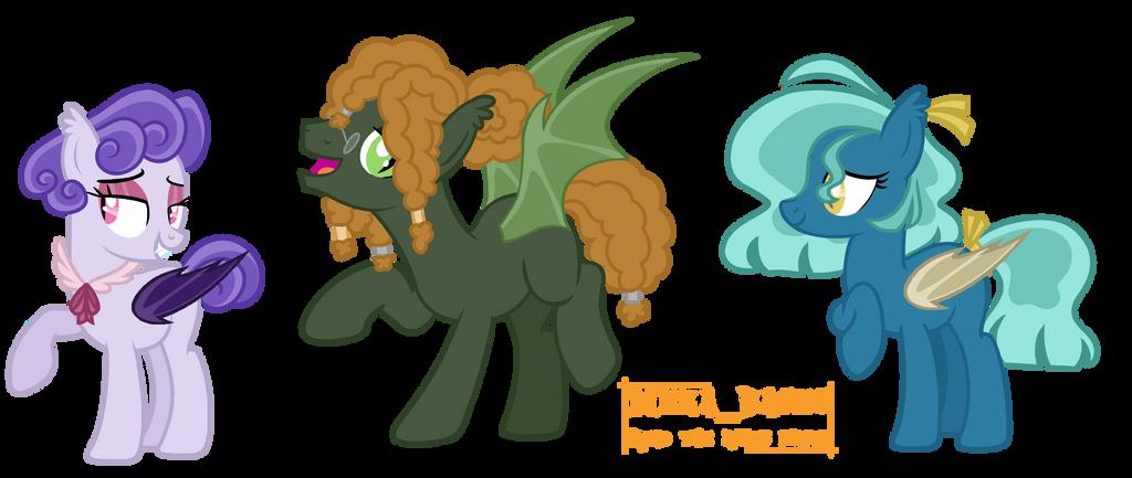 Mlp Halloween Special 2020 MLP Adopt Halloween Special [OPEN 3/3] by MekaBases on DeviantArt