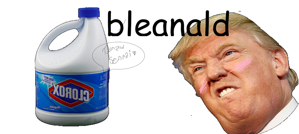 Donald Trump X Bleach Fanfic By Howellcandraw