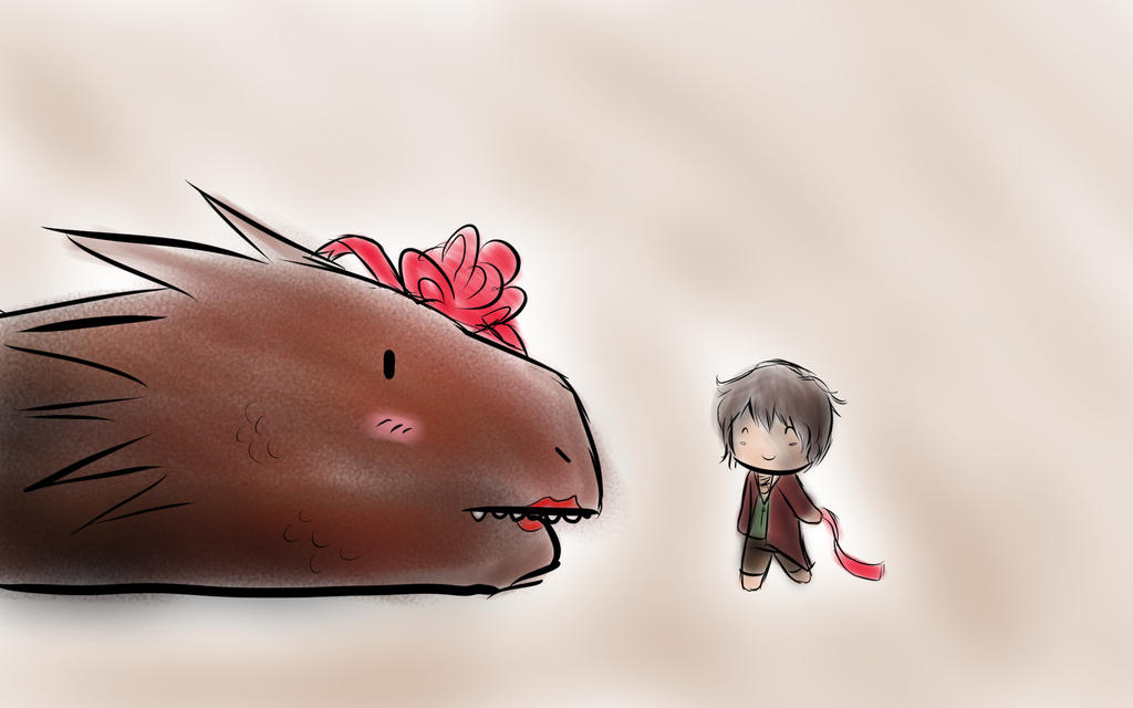 The Decoration Of Smaug by BenPlus