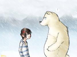 Adventures In New Ventopia Concept - Polar baer by BenPlus