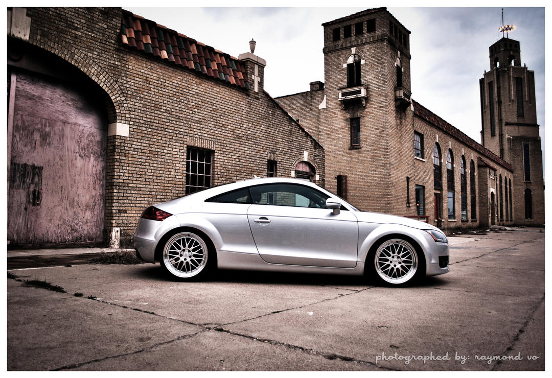 Audi Tt Mk2 8j By Theanimestore On Deviantart