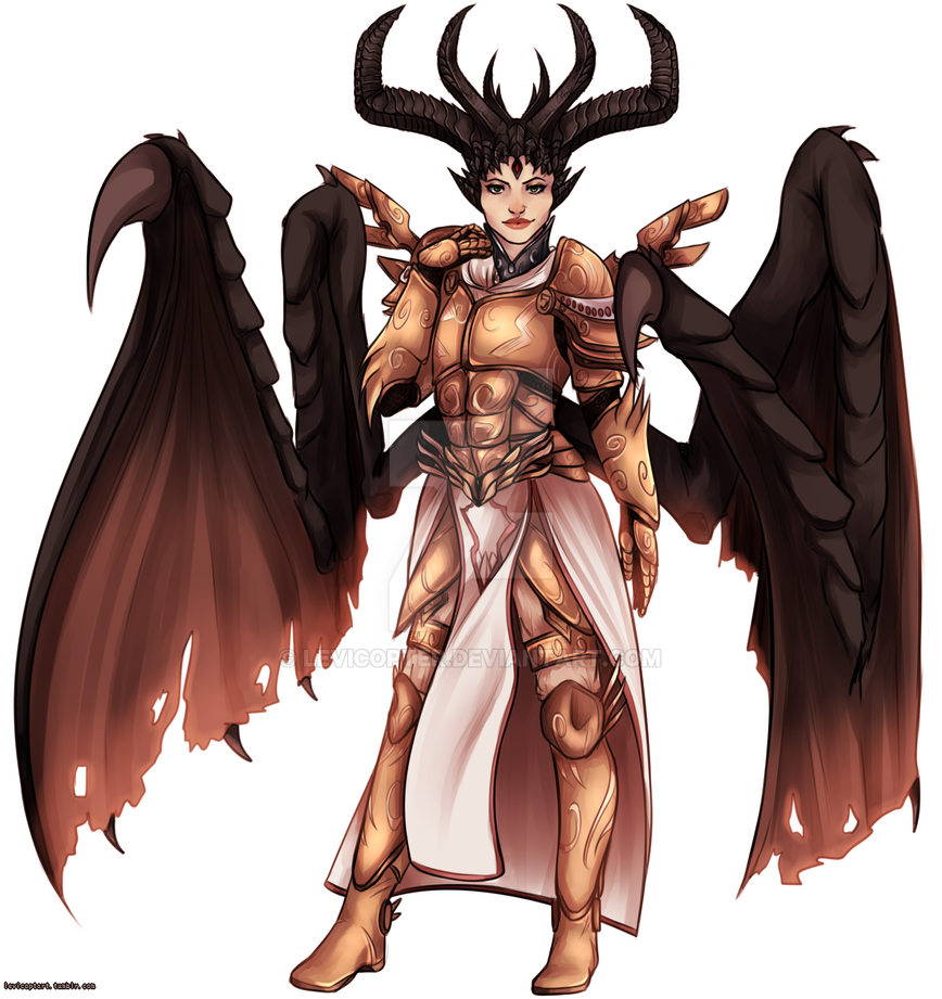 Commission: Lilith By Levicopter On DeviantArt